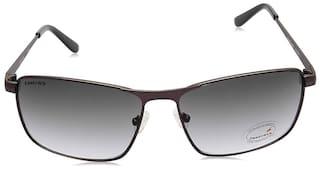 Fastrack Regular lens Square Frame Sunglasses for Men - 1