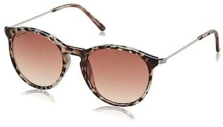 ebec73d0e3e Buy Fastrack UV Protected Round Women s Sunglasses - (C062BR3F