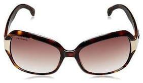 Fastrack Women Tortoise Shell Trendy Sunglasses - P180br1f