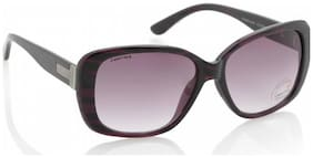 FASTRACK WOMEN UV PROTECTED PURPLE BUGEYE SUNGLASSES