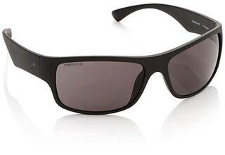 Fastrack Wrap Sunglasses P192GR1 (Black)(P192GR1)