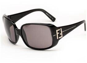 Fendi Black Bug Eye Sunglass