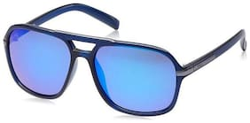 Fila Blue Square Sunglasses ( SF8973K 58 7RZ SG )
