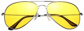 flozum Men Regular lens Aviators - Pack of 1