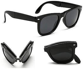 flozum Unisex Wayfarers Sunglasses