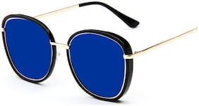 flozum Regular lens Oval Frame Sunglasses for Women