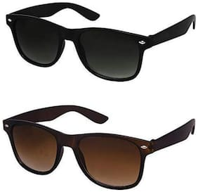 flozum Men Wayfarers Sunglasses