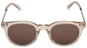 Fossil Regular lens Oval Frame Sunglasses for Women