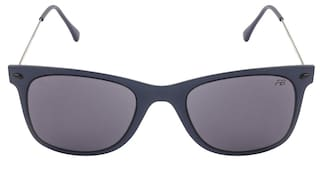 f4e9403b060c Buy Funky Boys 4101 C4 Blue Wayfarer Sunglass Online at Low Prices ...