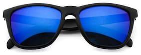 Genxtra Anti glare lens Wayfarer Sunglasses for Men , 1