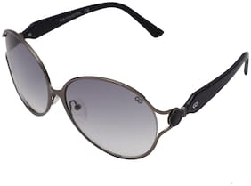 GIO COLLECTION Women Oval Sunglasses