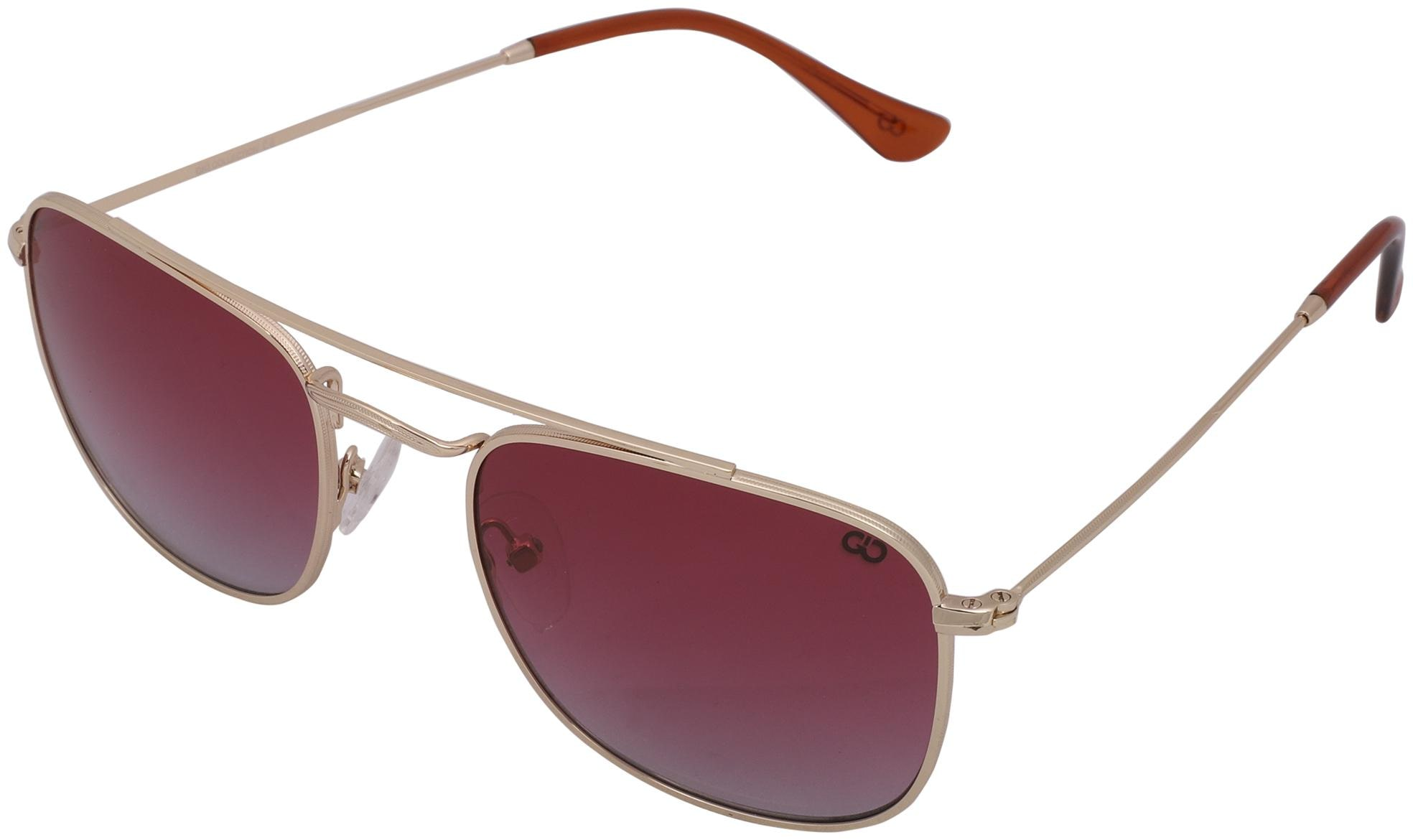Gio Collection Square Frame For Men