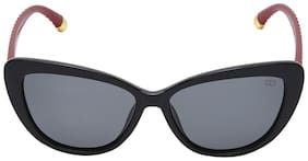 GIO COLLECTION Regular lens Cat Eye Sunglasses