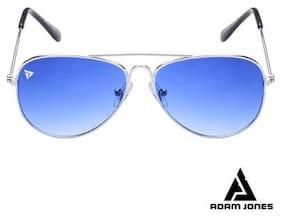 Adam jones Polarized lens Aviator Sunglasses for Men , 1