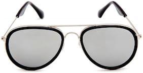 Gromaa Men Aviators Sunglasses