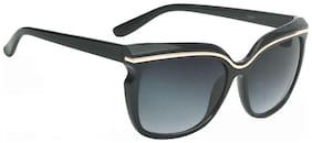 Hawai Black Cat Eye Sunglassess
