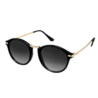 HH Unisex UV Protected Round Stylish Mercury Sunglasses For Men Women Boys & Girls