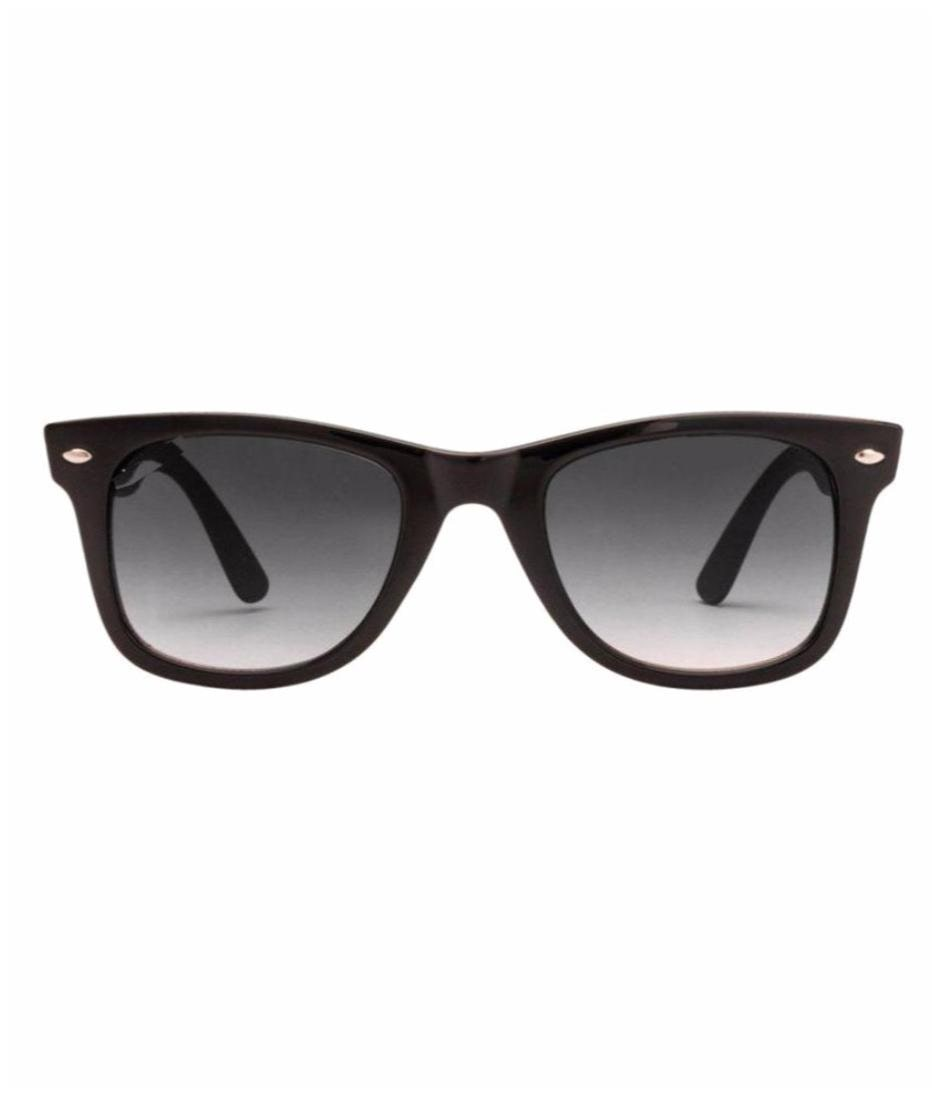 60fe715611f Buy Hh Uv Protected Elegent Wayfarer Unisex Sunglasses Online at Low Prices  in India - Paytmmall.com