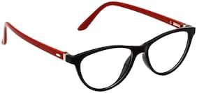 Hrinkar Black Wayfarer Full Rim Eyeglasses for Men - 1 spectacle frame::1 spectacle box::1 cleanig cloth::brand tag attached with frame