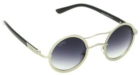 I-GOG Black Shaded Round Sunglasses