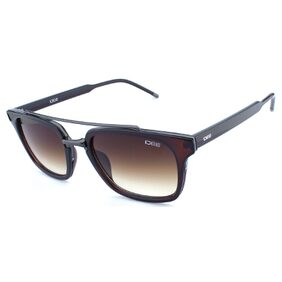 IDEE 2223 C3 Size 54 Brown Square Uv Protected Sunglasses