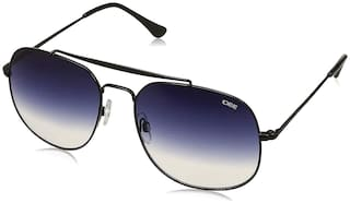 IDEE Regular lens Square Frame Sunglasses for Men