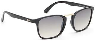 IDEE Gradient Square Men's Sunglasses - (IDS2421C1SG|51|Green Gradient FM Color Lens)