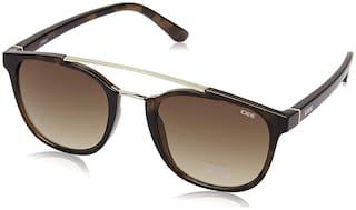IDEE Regular lens Square Frame Sunglasses for Men