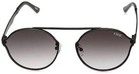 IDEE Mirrored lens Oval Frame Sunglasses for Men