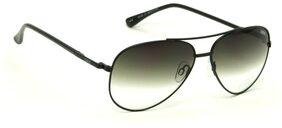 Idee Green Shaded Medium Aviator Sunglasses