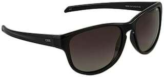 IDEE Polarized lens Square Frame Sunglasses for Men