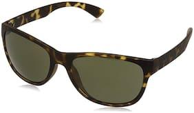 IDEE Polarized lens Square Frame Sunglasses for Men