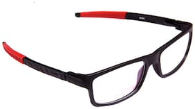 IGYPSY Black Aviator Full Rim Eyeglasses for Men