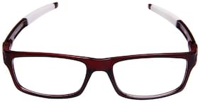 Igypsy Rectangular Frame Brown Eyewear