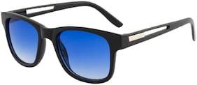 Imported Blue Gradient Designer Wayfarer Unisex Sunlgasses - SS1407