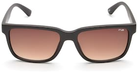IRUS UV Protection Rectangular Men's Sunglass (IRS1008C2SG)