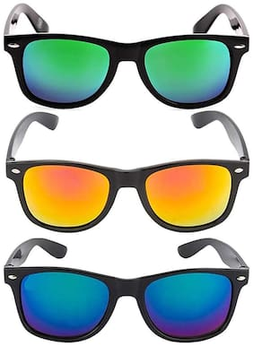 Ivonne Unisex Wayfarers Sunglasses