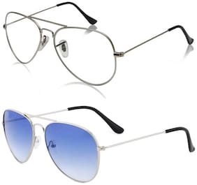 Ivonne Men Aviators Sunglasses