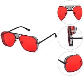 Ivonne UV Protected Rectangular Sunglasses