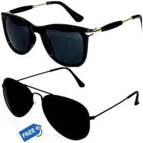 Ivonne Men Wayfarers Sunglasses