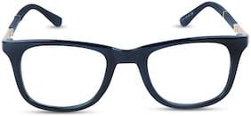 Ivonne Black Wayfarer Full Rim Eyeglasses for Men - 1