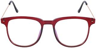 Ivonne Anti glare lens Wayfarer Sunglasses for Men , 1