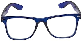 Ivy Vacker Anti glare lens Wayfarer Sunglasses for Men , 55 mm