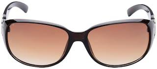Ivy Vacker Women Oval Sunglasses