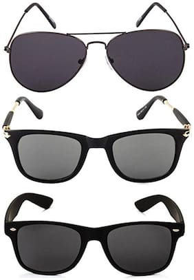 Ivy Vacker Men Aviators Sunglasses