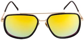 Ivy Vacker Men Rectangular Sunglasses