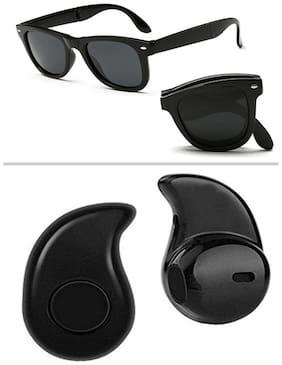 Jack Klein Regular lens Wayfarer Sunglasses for Men , 1