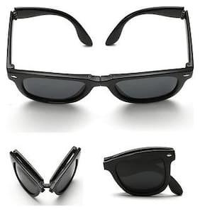 Jack Klein Regular lens Square Frame Sunglasses for Men - 1