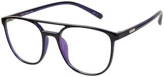 LOF Men Square Sunglasses