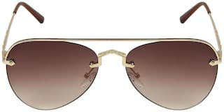 LOF Men Aviators Sunglasses